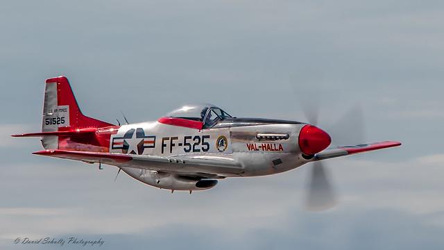 1945 North American P-51D Mustang N151AF