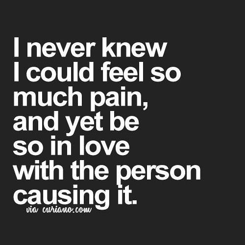 Sad Love Quotes : Babe ,there is pain in Love but what mat ...