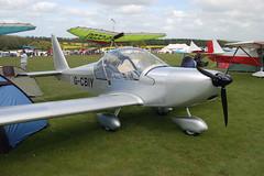 G-CBIY Evektor EV-97 [2001-1138 & PFA 315-13846] Popham 020509