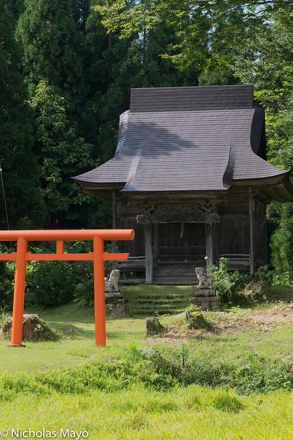 Shrine & Torii Gate