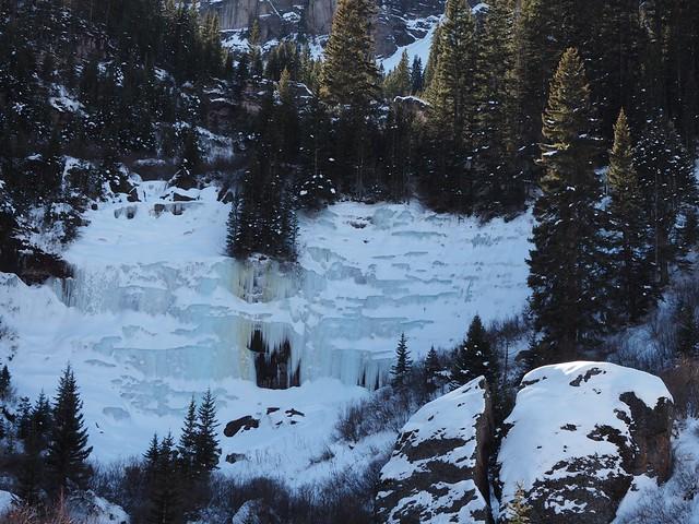 水, 2018-01-17 15:15 - Bear Creek Trail