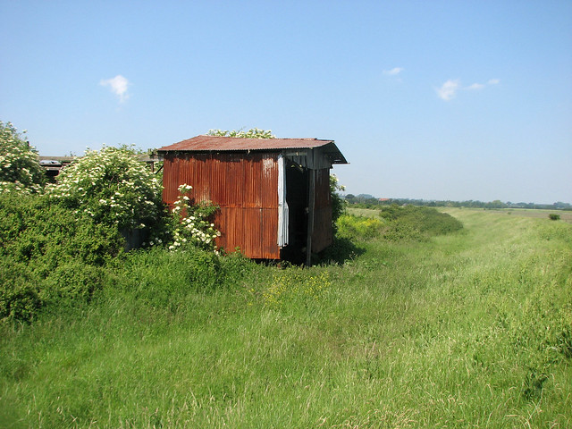 Bonner's Farm, near Mersea Causeway