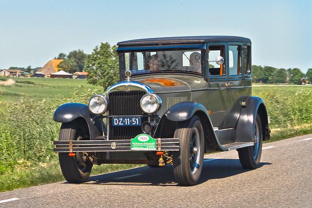 Cadillac 314 Standard Series Sedan 1926 (1580)