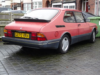 1989 Saab 900 Turbo 3 DOHC 16v