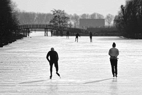 Two Skaters