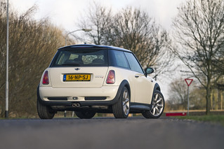 Mini Cooper S (R53) | by RobinH.