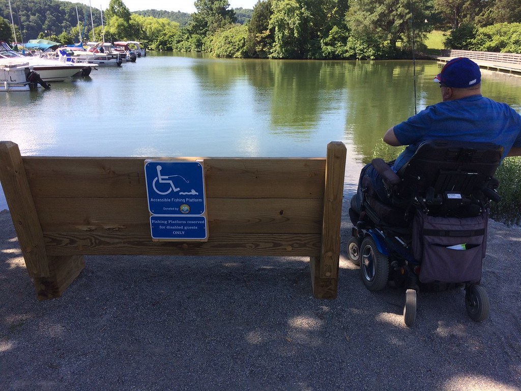 CL accessible fishing