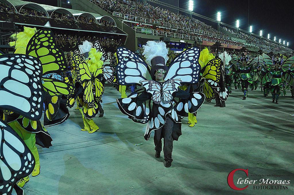 G. R. E. S. Imperatriz Leopoldinense 4649 Carnaval 2018 - Rio de Janeiro - RJ - Brasil