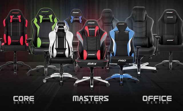 Stupendous Akracing Reveals Updated 2018 Line Of Premium Gaming Chairs Alphanode Cool Chair Designs And Ideas Alphanodeonline