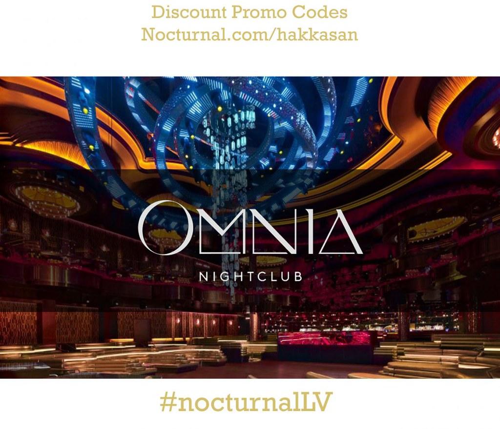 Omnia Las Vegas Promo Code