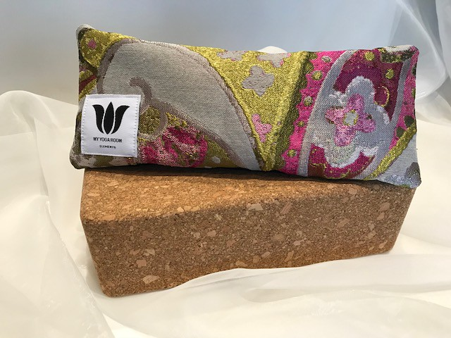 Flax Seed Eye Pillow Shade Bag