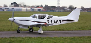 Stoddard-Hamilton Glasair G-LASR Lee on Solent Airfield 2018 | by SupaSmokey