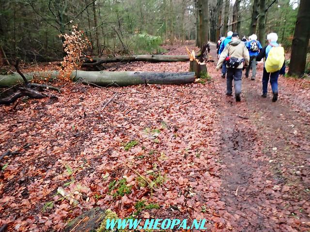 2018-01-31 Natuurtocht Soest  25 Km   (88)
