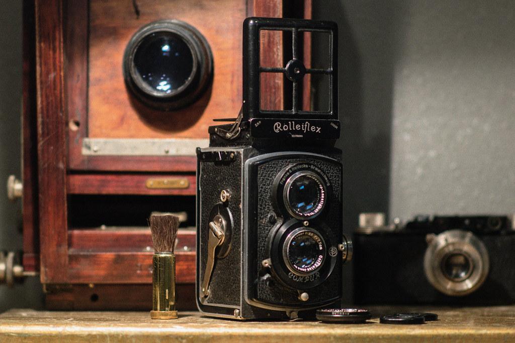 Rolleiflex Old Standard