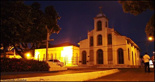 Igreja São Félix de Valouis - Marabá Pará, Brasil.