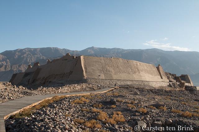 Tashkurgan stone city