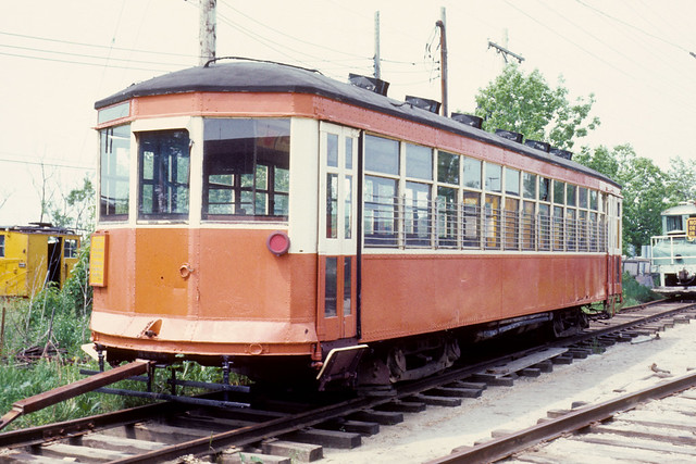 East Troy Electric RR #978