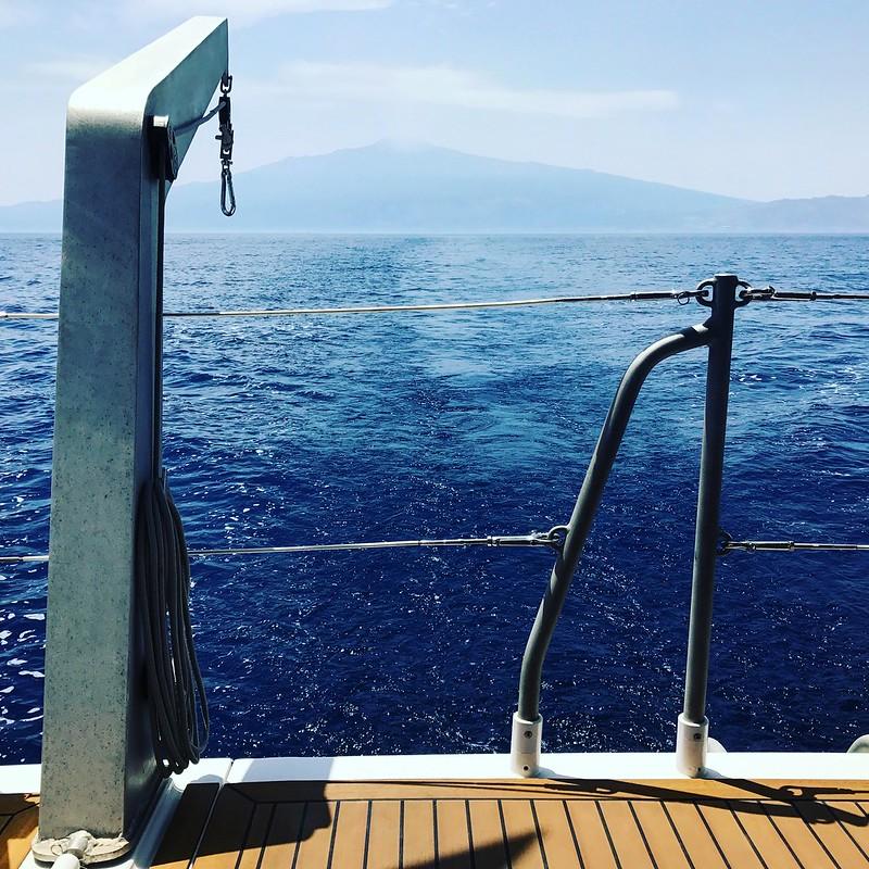 Bye bye Sicily / Etna