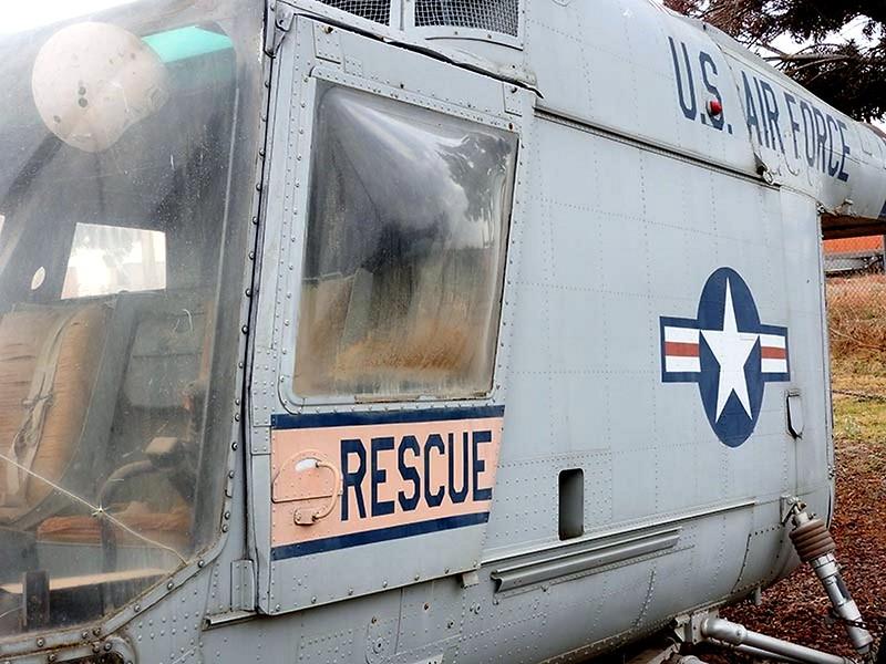 Kaman HH-43B Huskie 5