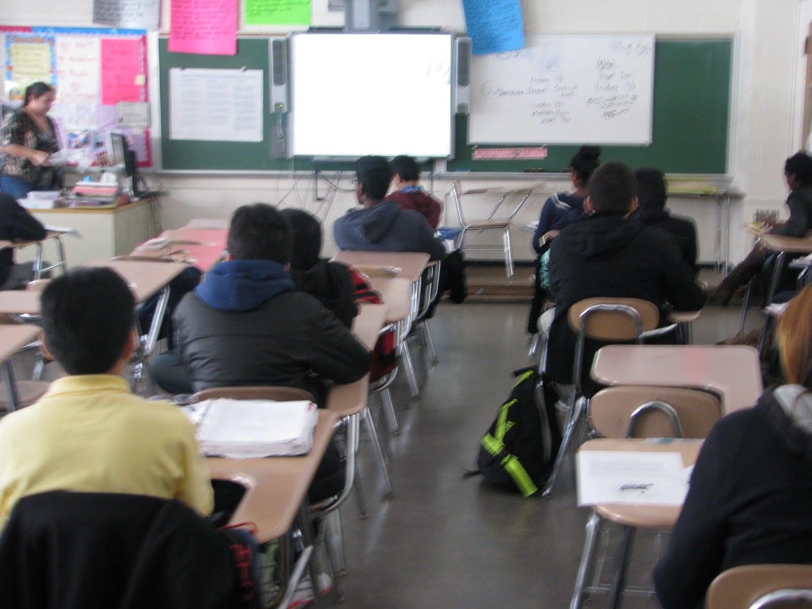 Martin Van Buren High School - District 26 - InsideSchools