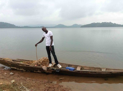 usumalake ushafavillage abuja nigeria jujufilms canoe fishingcanoe