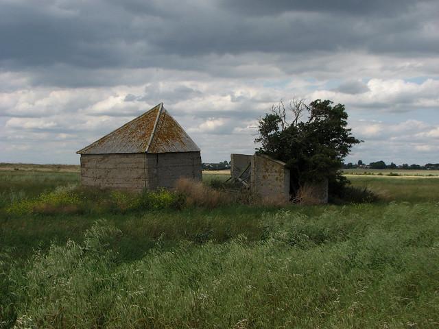 World War II remains near St Osyth