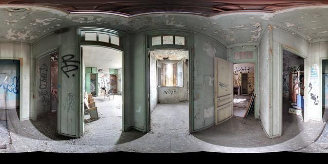 Les anciens logements de fonction