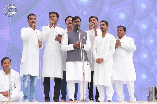 Devotional song by Satish Gawade from Satara