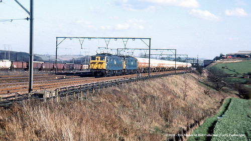 26/03/1981 - Orgreaves Colliery Sidings, Orgreave, Sheffield, South Yorkshire. | by 53A Models