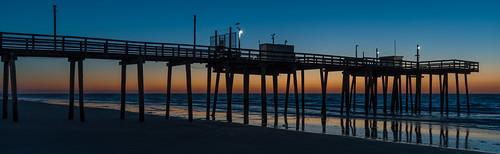 margatecity margate jerseyshore newjersey sunrise dawn beach fishingpier