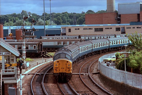 Yarmouth Through Service | by D1059