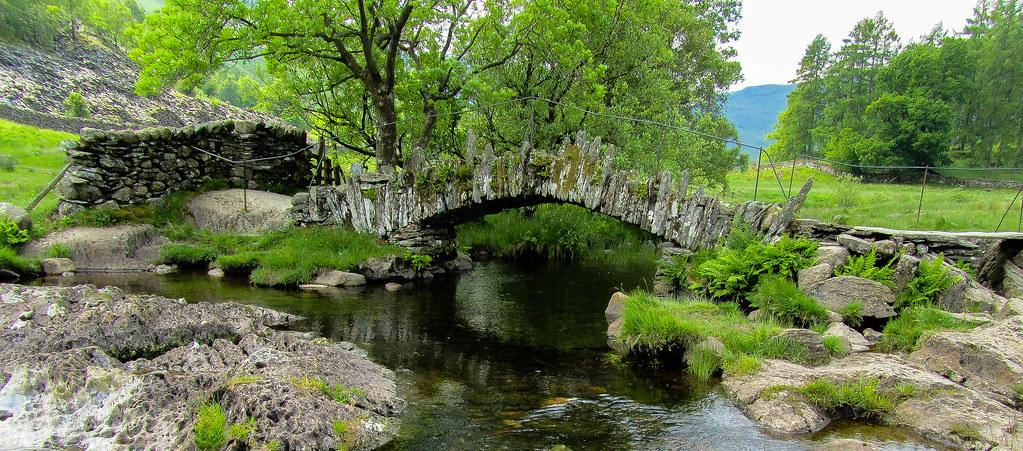 The Slater's Bridge