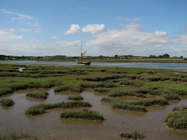 Hamford Water near Kirby-le-Soken