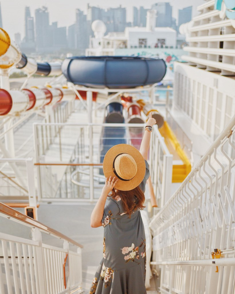 2142 | A Weekend at Sea / Genting Dream from Dream Cruises - jemmawei x