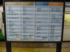 只見線の列車は少ないが、会津鉄道直通列車はそこそこ多い(時刻は変わっているので最新の時刻表で確認を)