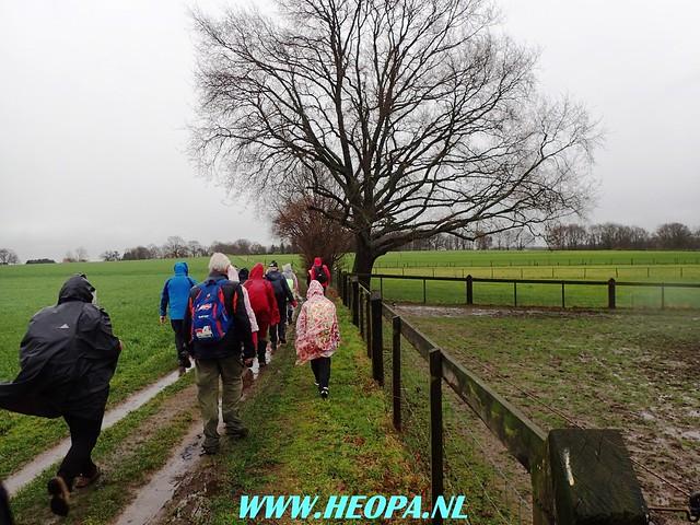 2018-01-31 Natuurtocht Soest  25 Km   (30)
