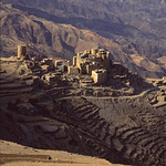 Village of Hajjah governorate - Yemen