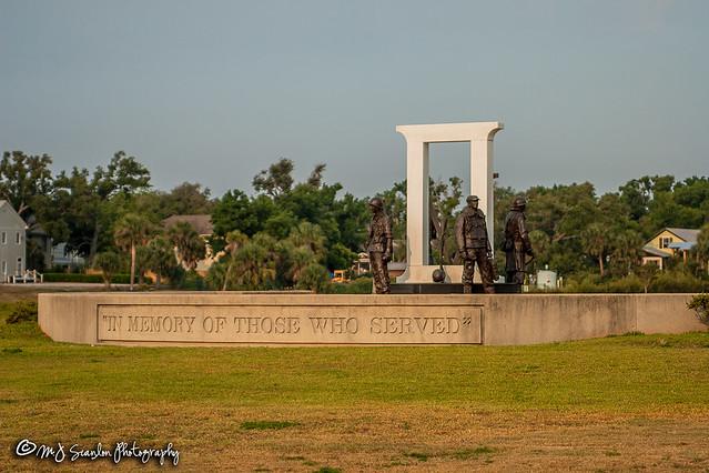 Veterans Memorial Park   Pensacola, Florida