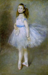 Pierre-Auguste_Renoir,_Danseuse | by At Sunnyside
