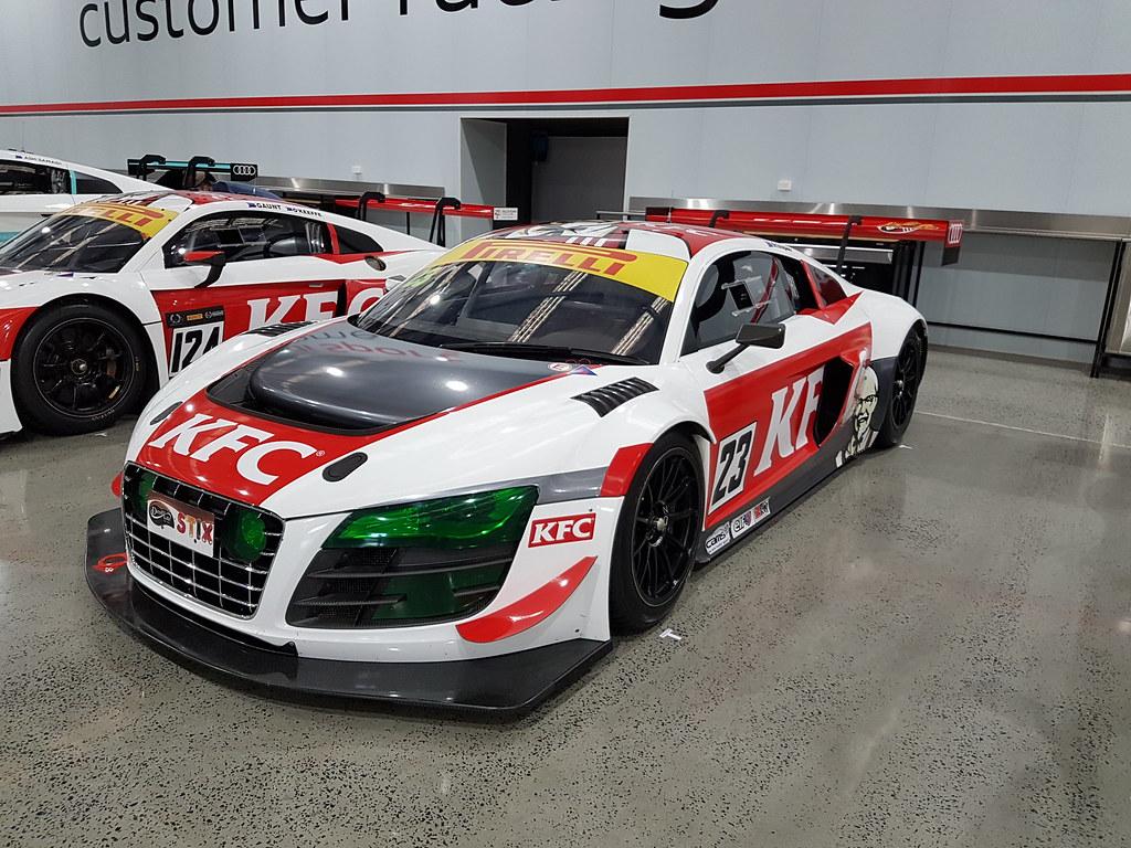 Audi R8 Lms Gt3 Seth Agland Flickr