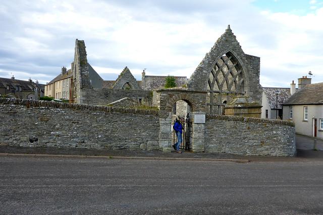 Ruined church, Thurso
