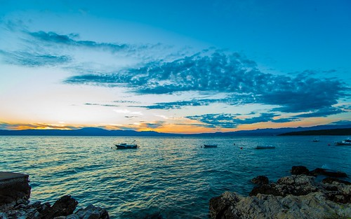 sunset islands croatia adriatic adriaticsea krk njivice croatianislands tamron1735284 krkisland islandkrk nikond600 canceledgroup