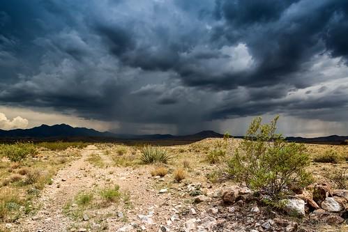 summer arizona cloud storm rain landscape outdoor monsoon kingman virga