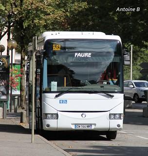 IrisBus Crossway - FAURE Tourisme - Chambéry | by Antoine B - Photographie