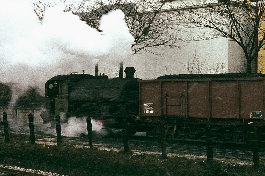 Peckett 1935 at Bersham