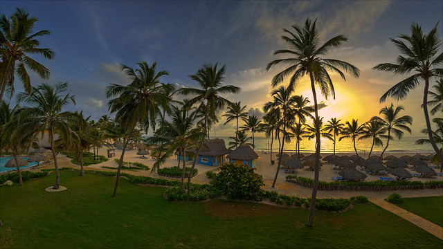 Tropical Sunrise (I)