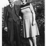August 16th 1946 - Uncle Dick and Aunty Peggy Holt