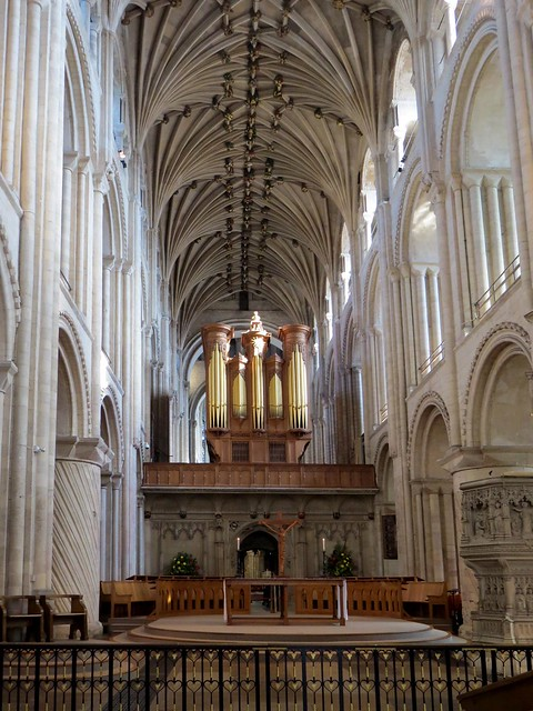 Norfolk, Norwich - Norwich Cathedral (65)
