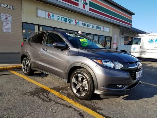 2018 Honda HR-V at 7-11 in Glenmont Photo