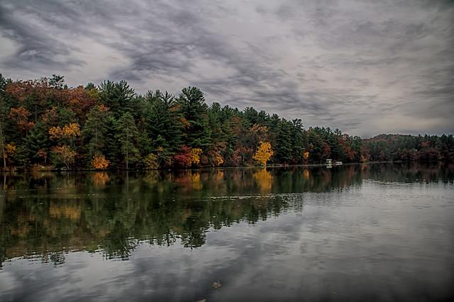 Mirror Lake State Park, WI